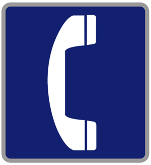 Phone-Sign